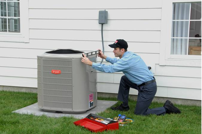 Heating and Air repair Services
